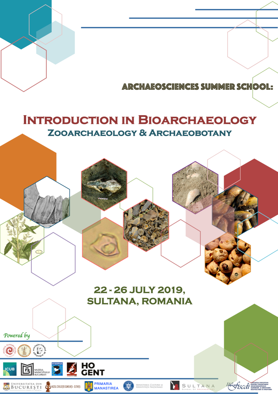 Archaeoscience summer school v.3